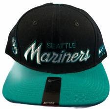 Seattle Mariners Nike MLB Snapback Hat Brand New