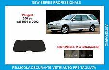 Peugeot 306 Cabriolet Lunotto Finestra PVC con Chiusura Lampo Materiale