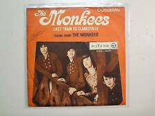 """MONKEES:(Theme From)Monkees-Last Train To Clarksville-Brasil 7""""66 RCA Victor PSL"""