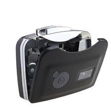 Portable Digital Audio Tape to PC USB Cassette /MP3 CD Converter Music Player