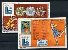 Bolivien Block 102/03 postfrisch / Olympiade ..............................1/729