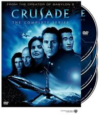 Crusade Complete Series DVD Set TV Show Collection Gary Cole Home Video Episodes