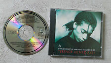 "CD AUDIO INT/ TERRENCE TRENT D'ARBY ""INTRODUCING THE HARDLINE ACCORDING TO 1987"