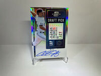 2020 Contenders OPTIC Draft Pick Ticket Auto #DPT-AL Asa Lacy - KC ROYALS
