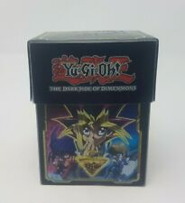 YUGIOH Game Cards THE DARKSIDE OF DIMENSIONS Pack Box Unsorted