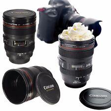 Cam Zoom Mug Tasse 480ml Objectif Photo Appareil Caméra Café Thé Cendrier Cadeau