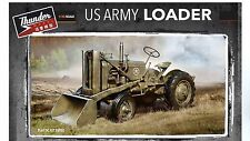 Thunder Model #35002 1/35 U S Army Tractor Loader