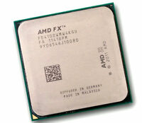 Working AMD FX-Series FX 4100 3.6 GHz FD4100WMW4KGU CPU Processor Socket AM3+