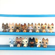 Lot 14 Littlest Pet Shop 1169 92 127 2196 744 689 German Shepherd Dog LPS Chien