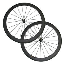 Carbon Bike Wheels 650C 50mm Clincher 20.5mm Wide Bicycle Rims with A271SB Hub