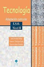 TECNOLOGIA 2º ESO ADAPTACION CURRICULAR. ENVÍO URGENTE (ESPAÑA)