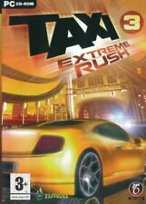 Taxi 3 - Extreme Rush - PC CD-ROM Racing Game (Disc in Sleeve)