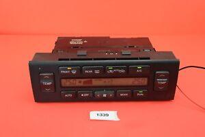 B#24 98-05 Lexus GS300 GS430 GS400 AC Heater Climate Control Unit  55900-3A280