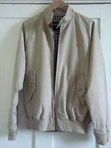 Signature Ben Sherman Harrington Jacket  Size Medium