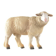 FREE SHIPPING | Papo 51041 Merino Sheep Model Nativity Figurine - New in Package