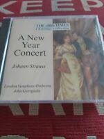 Johann Strauss, A New Year Concert - 1987 The Times CD