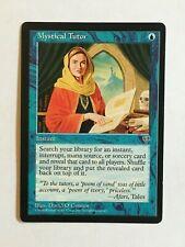 MTG1x Mystical Tutor Mirage Magic the GatheringLP/NM