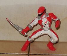 2006 Mighty Morphin Power Rangers Operation Overdrive Red Ranger Pvc figure