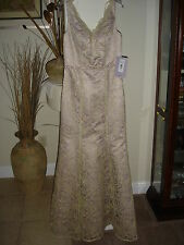 BHLDN NWT - Women's JS Collections Lace Gown 864361 Size 6 Anthropologie