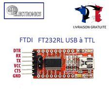 FT232RL FTDI USB 3.3V 5.5V to TTL Serial Adapter