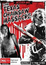 The Texas Chainsaw Massacre Horror DVDs & Blu-ray Discs