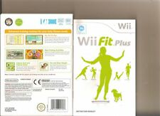 WII FIT PLUS NINTENDO WII work out WII FIT +
