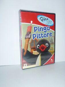 PINGU PITTORE - DALL'ANGELO PICTURES - DVD NUOVO E SIGILLATO