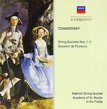 Gabrieli String Quar - Tchaikovsky: String Quartets Nos. 1-3 [New CD] Australi