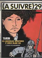 Seguire N°29 - Giugno 1980 - Copertura Tardi. Nuovo