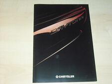44137) Chrysler Daytona Prospekt 12/1991
