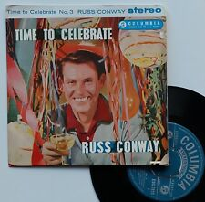 "EP Russ Conway / Geoff Love   ""Time to celebrate n°3"""