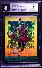 1995-96 SP Holoviews Michael Jordan #PC5 BGS 9 MINT Bulls HOF Gorgeous Rare Card