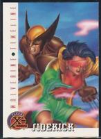 1996 X-Men Trading Card #85 Sidekick