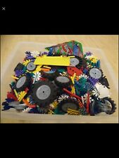 K'nex Joblot, Bundle and Cyber K'nex