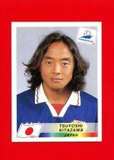 WC FRANCE '98 Panini 1998 - Figurina-Sticker n. 526 - KITAZAWA - JAPAN -New