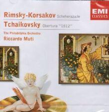 Rimsky-Korsakov /  Muti - Sheherazade+ Tchaikovsky CD NEU OVP