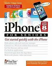 iPhone with iOS 8 for Seniors : Get Started Quickly with the iPhone-ExLibrary