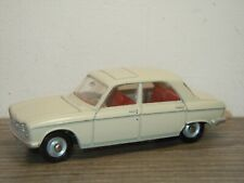 Peugeot 204 Saloon - Dinky Toys 510 France 1:43 *40031