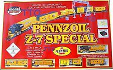 Ho Scale Trains Pennzoil Collector Train Set 0000038B  set 1
