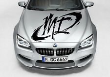 MODERN IMAGE MI LOGO FAST AND FURIOUS HOOD GRAPHIC DECAL VINYL CAR TRUCK