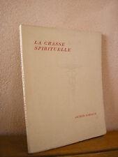 SUPERCHERIE LITTERAIRE / Arthur Rimbaud : la chasse spirituelle 1949
