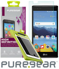 PUREGEAR PURETEK 9H TEMPERED GLASS SCREEN PROTECTOR FOR VERIZON LG K8V VS500