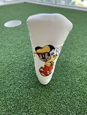Scotty Cameron Disney World Mickey Mouse Putter Headcover New