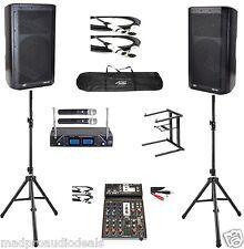 karaoke equipment professional karaoke system Peavey DM112 Series compact system