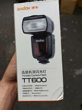 Godox TT600 Thinklite Camera Flash - fits all DSLR brands. New and unused