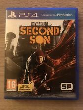 Infamous Second Son PlayStation4 PS4 Completo