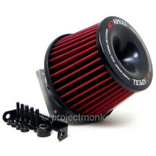 APEXi Power Intake Dual Funnel Air Filter Fits: Silvia 240SX S14 S15 w/ SR20DET