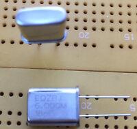 6.000MHz 6MHz HC-49U Euroquartz Quartz USB Clock Crystal 18pF ATF