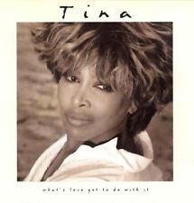 Tina Turner -  What's love got to do with it - CD Album