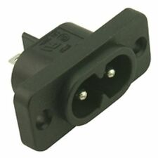 Figure 8 Mains Power Inlet Connector Solder Tags